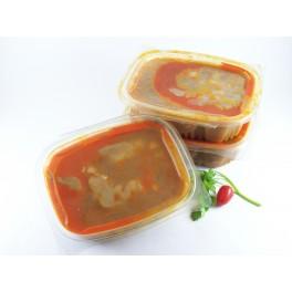 Manitas en salsa
